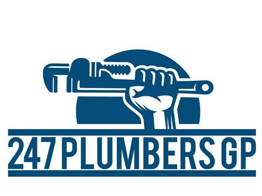 logo 247 plumbers gp